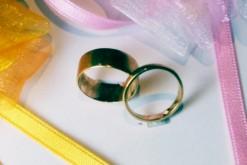 使用しない2本の指輪を使って